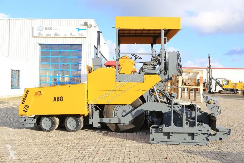 Echipamente pentru lucrari rutiere ABG Titan 473-2