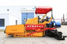 Yol çalışmaları Dynapac F 141C * 8.0 Meter *