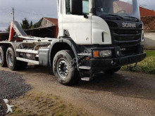 travaux routiers Scania