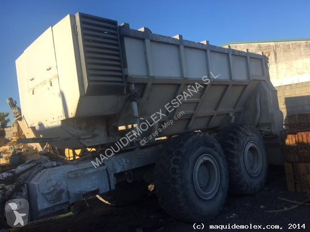 N/a ESPARCIDOR marca Rabaut road construction equipment