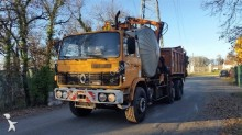 Secmair G290 Pata - grue+benne+gravilloneur+compac road construction equipment