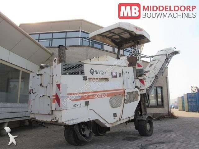 Wirtgen  road construction equipment