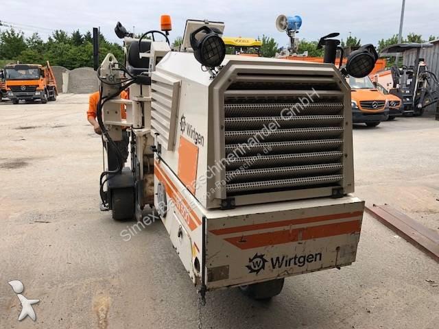 Wirtgen W500 road construction equipment