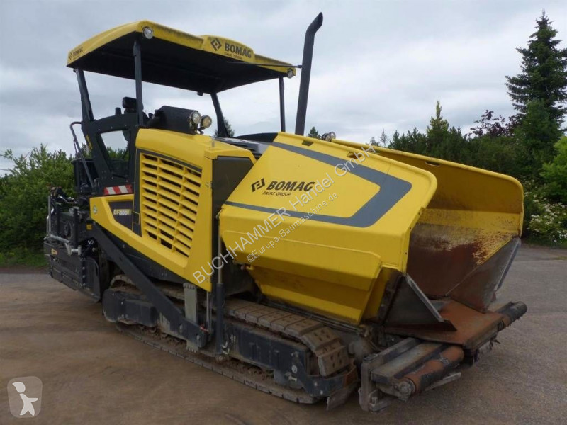 Travaux routiers Bomag BF 600 C S500