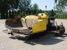 obras de carretera pavimentadora Bomag