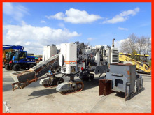 Wirtgen asphalt paving equipment