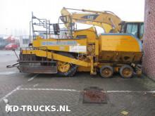 wegenbouw asfalteringscentrale Demag