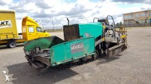 Vogele asphalt paving equipment