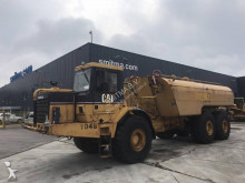 Caterpillar D400E road construction equipment