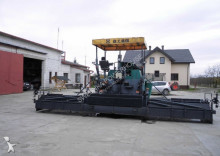 XCMG asphalt paving equipment