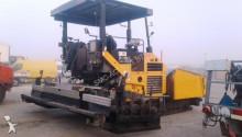 obras de carretera pavimentadora ABG Titan