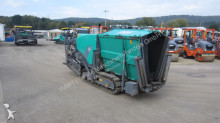 echipamente pentru lucrari rutiere finisor asfalt n/a
