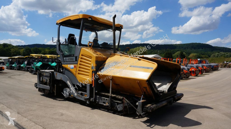 View images Nc VÖGELE - SUPER 2100-3i road construction equipment