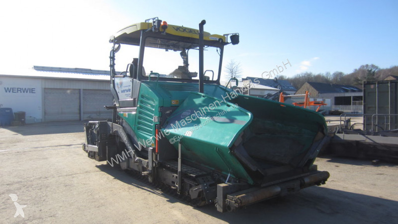 N/a VÖGELE - SUPER 2100-3i road construction equipment