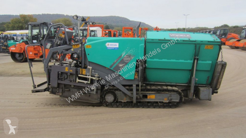 N/a VÖGELE - SUPER 800 road construction equipment