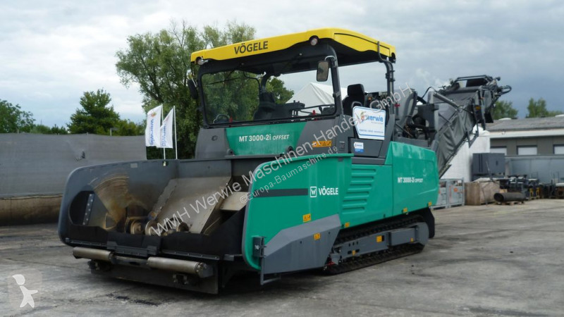 K.A. VÖGELE - MT 3000-2i Offset Straßenbaumaschinen