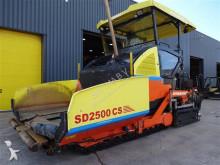 travaux routiers Dynapac SD2500CS