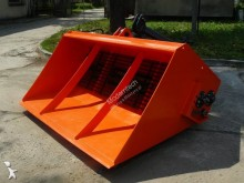 Moderntech gravel spreader road construction equipment