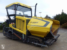 Bomag asphalt paving equipment