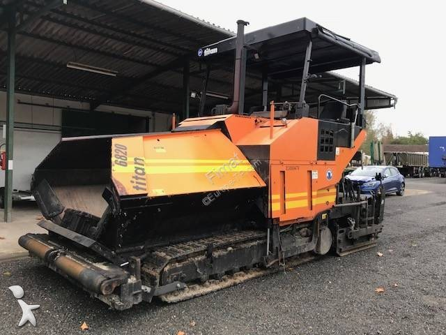 Travaux routiers Volvo