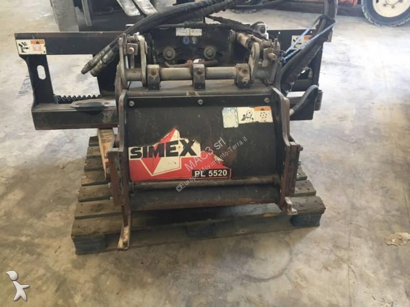 Echipamente pentru lucrari rutiere Simex PL5520