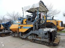 wegenbouw asfaltafwerkmachine onbekend