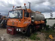 Renault sprayer road construction equipment