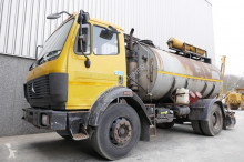 obras de carretera pulverizador Mercedes