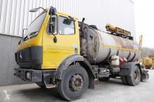 Mercedes sprayer road construction equipment