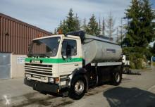 echipamente pentru lucrari rutiere Scania P93 REPANDEUSE + RINCHEVAL CARROSSERIE