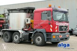 wegenbouw onbekend MAN 26.463/KOLBERG Asphaltkocher/Anhänger/Hatz