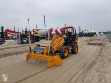 echipamente pentru lucrari rutiere finisor asfalt nou