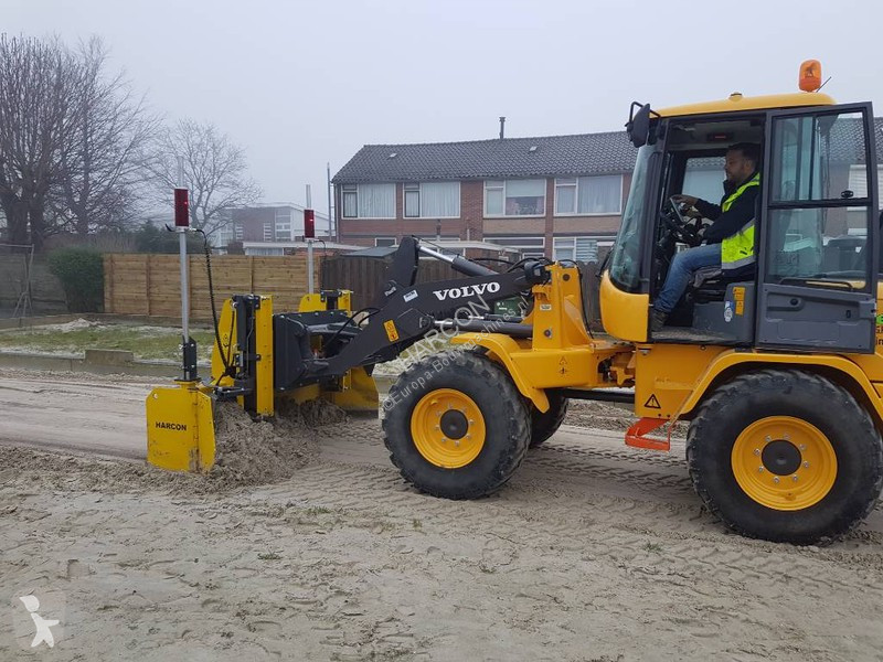 Bekijk foto's Wegenbouw nc LB 1600 50 Levellerbak