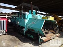 echipamente pentru lucrari rutiere finisor asfalt Vogele