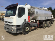 camion cisterna bitume Renault