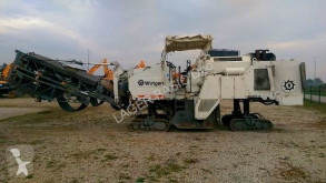 wegenbouw asfaltfrees Wirtgen