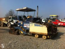echipamente pentru lucrari rutiere finisor asfalt Marini