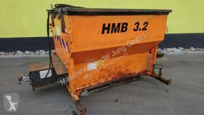 echipamente pentru lucrari rutiere n/a Asphalt Heißmischgutbehälter Strako HMB 3.2