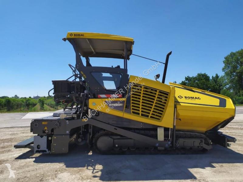 Voir les photos Travaux routiers Bomag BF 600C-2 - S500