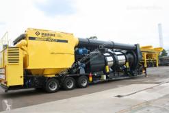 roboty drogowe Marini Magnum 140 mobile asphalt plant