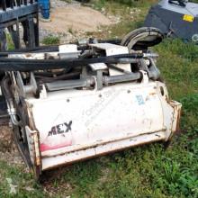 obras de carretera cepilladora Simex