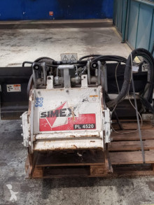 echipamente pentru lucrari rutiere freză de asfalt Simex