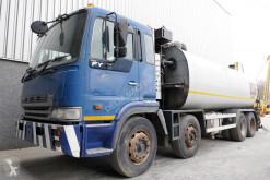 obras de carretera Hino 700FY tarspreader
