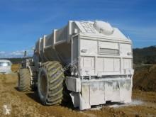 echipamente pentru lucrari rutiere pulverizator accidentat