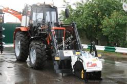 пътностроителна техника Simex Traktor- Asphaltfräsen