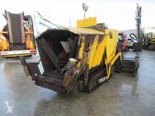 echipamente pentru lucrari rutiere finisor asfalt Demag