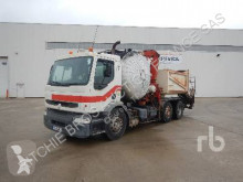 echipamente pentru lucrari rutiere Renault PREMIUM 340