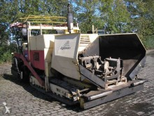 Dynapac asphalt paving equipment