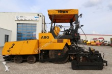 Ammann BlackMove 200 mobile Asphaltmischanlage