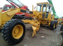 View images Caterpillar 140H road construction equipment